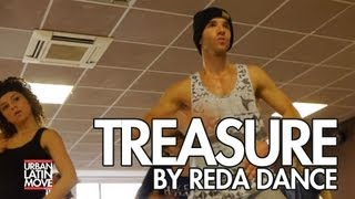 URBAN LATIN MOVES - Reda Dance - Treasure