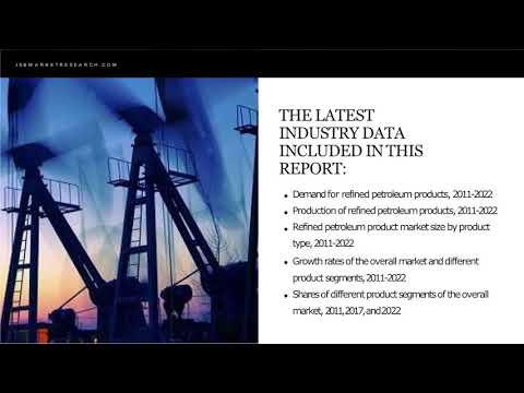 Singapore Refined Petroleum Product Market 2018