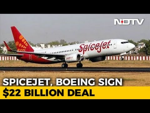 SpiceJet's Journey From Nearly Broke To Today's $22 Billion Boeing Deal