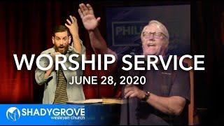 Sunday Worship Service | June 28,2020 | Shady Grove