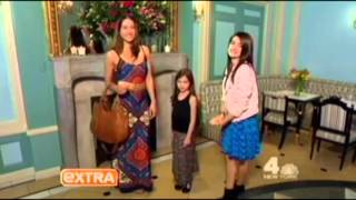 Mother Daughter  Fashion - on Extra