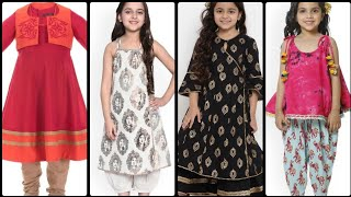 Casual  Dress collection  for little Girls/little girls outfit /summer dress collection