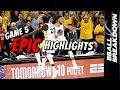 2017 NBA Finals Game 5 EPIC Highlights: Warriors Win The Title