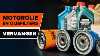 Hoe u de motorolie en het oliefilter kunt vervangen [AUTODOC-HANDLEIDING]
