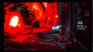 God Of War III final boss + ending part 1 VF