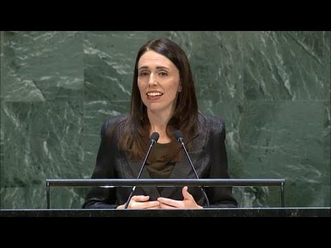🇳🇿 New Zealand - Prime Minister Addresses General Debate, 74th Session