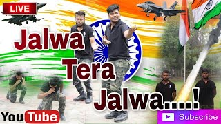 jalwa-tera-jalwa-live-performance-in-gzsccet-by-rajan-kirti