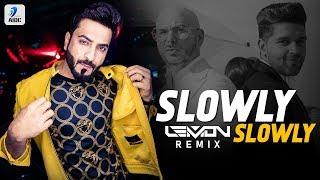 Slowly Slowly (Remix) | DJ Lemon | Guru Randhawa ft. Pitbull