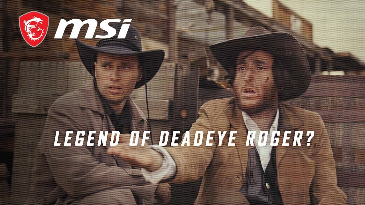 #BTRThinkTwice: Legend of Deadeye Roger? │MSI