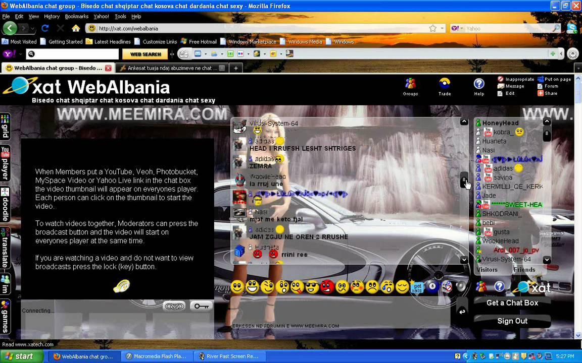 Chat kosova Kosovo Chat