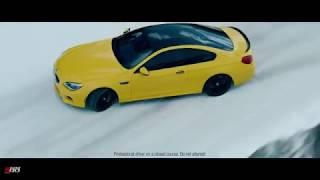 BMW M6 F13 Crazy Snow Drifting Pennzoil (With Music) thumbnail