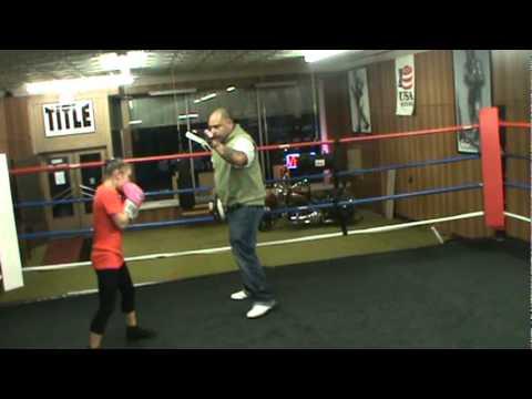 next boxing champ cincinnati 11 yrs old girl