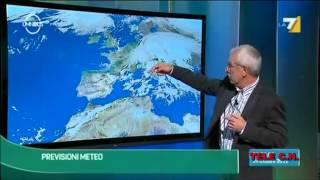 Previsioni del tempo...in dialetto ciociaro - TELE C.N.