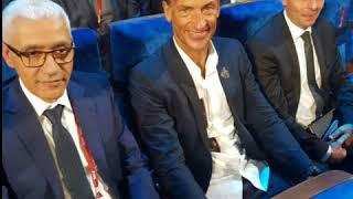 Déclaration de Hervé Renard coach du Maroc après le tirage au sort