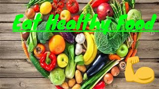 Healthy eating for an active lifestyle,