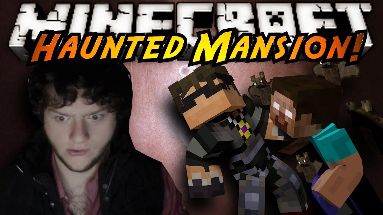 Minecraft Horror Game HAUNTED MANSION YouTube - Minecraft horror spiele