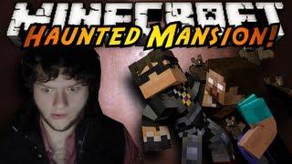 Minecraft Horror Game : HAUNTED MANSION!