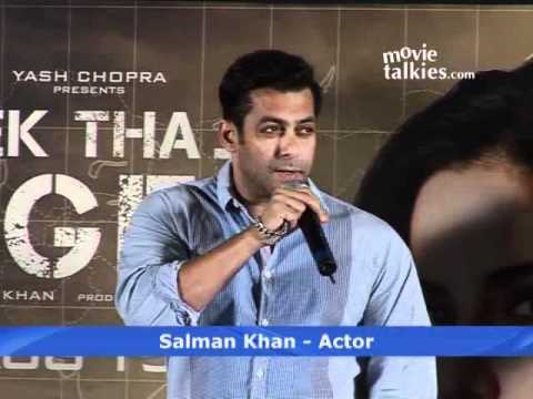 Salman Khan, Katrina Kaif And Kabir Khan...