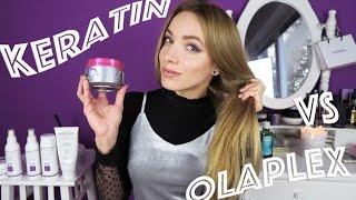 видео Как ухаживать за волосами после кератинового выпрямления: средства, отзывы