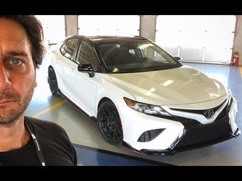 Toyota Camry TRD 2020 | Detalles En Vivo