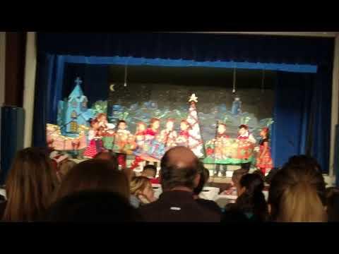 Ocracoke School Christmas Concert 2017