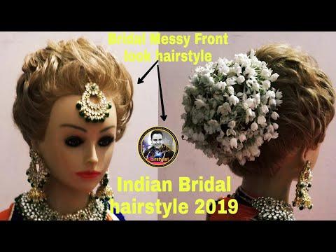 Bangali Bridal Hairstyle Bridal Hairstyle 2019 Latest Bridal