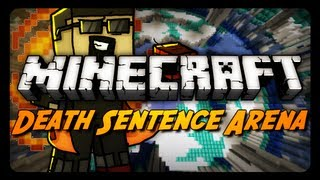 Minecraft Mini-Game: DEATH SENTENCE ARENA! w/ SkyDoesMinecraft!