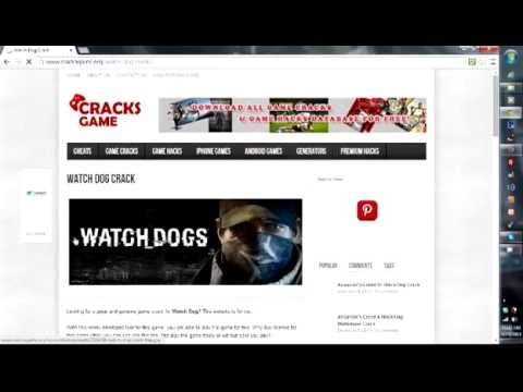 watch dogs no uplay crack only v20 3dm