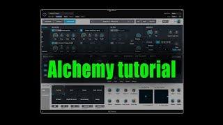 Alchemy Tutorial 1 - Intro