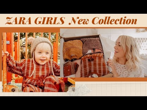 NEW 'ZARA KIDS' WINTER HAUL - My Daughter's Capsule Wardrobe | SJ STRUM