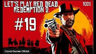 Red Dead Redemption 2 (PS4) - Let's Play 100% - #19