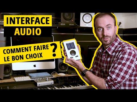 Comment choisir son interface audio ?
