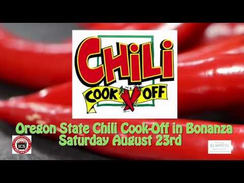 Discover Klamath: 2014 Oregon State Chili Cook-Off