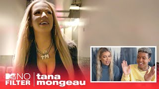 Imari & Ashly React to Harsh YouTube Comments + DELETED SCENES   MTV No Filter: Tana Mongeau