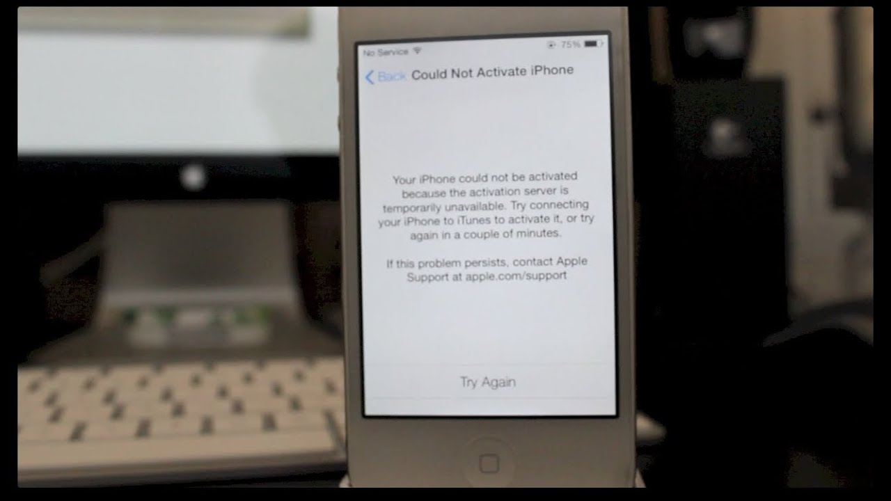 could not activate iphone iphones experiencing activation problems 13896