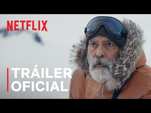 Cielo de medianoche, protagonizada por George Clooney   Tráiler oficial   Netflix