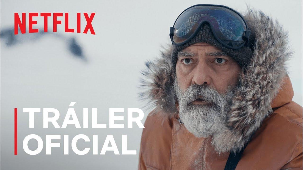 Cielo de medianoche, protagonizada por George Clooney | Tráiler oficial | Netflix
