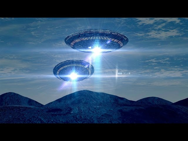 UFO Secret - Contacts with Time Travelers