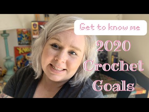 Crimson and wool - Goals for 2020 - Get to know me.