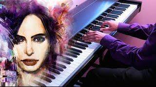 Jessica Jones - Main Theme - Piano