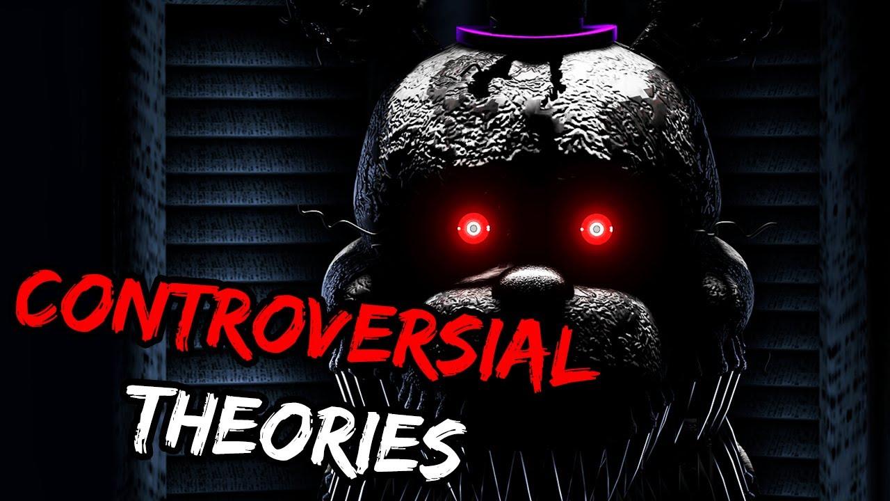 Top 10 Controversial FNAF Theories | Marathon