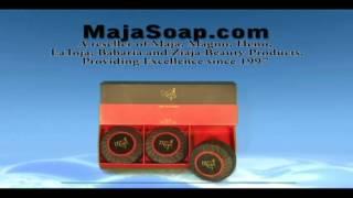 Maja Round Soap