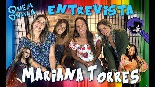 Baixar Quem Dubla Entrevista: Mariana Torres