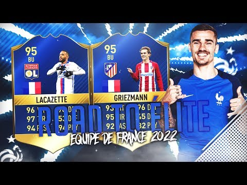FIFA 17 - ON FINIT FUT CHAMPION AVEC FRANCE 2022 ! MA MEILLEURE PERFORMANCE ?