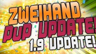 DUAL WIELDING! Zweihand PvP - Minecraft 1.9 Update / Snapshot 15w31c