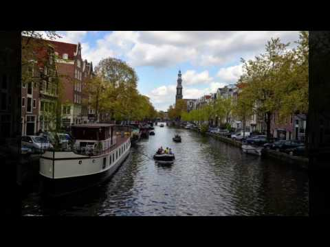 Dennis Hörl Personal Training - Burpees everywhere - Amsterdam - Netherlands / Niederlande / Holland