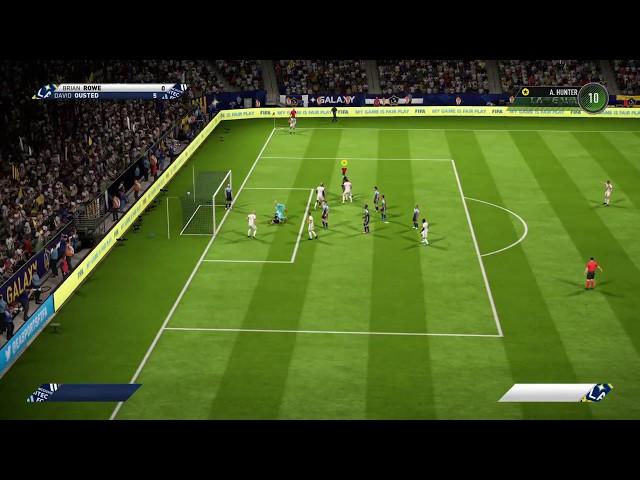 Fifa 18 but a laveugle