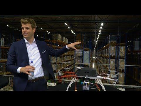 Arox Smart Technologies - Revolutionary Hydrogen Drone