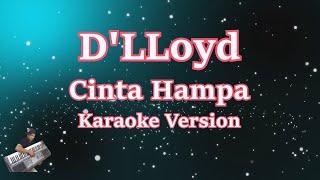 Download Mp3 D'lloyd - Cinta Hampa 'remix   Karaoke Hd