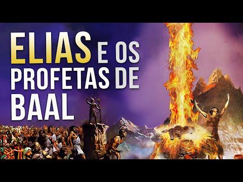 JUANRIBE PAGLIARIN - ELIAS E OS PROFETAS DE BAAL